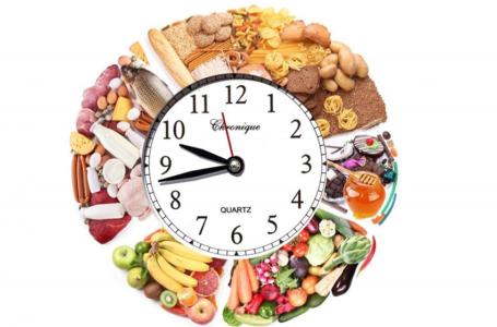 ¿Existe un tiempo ideal para comer?