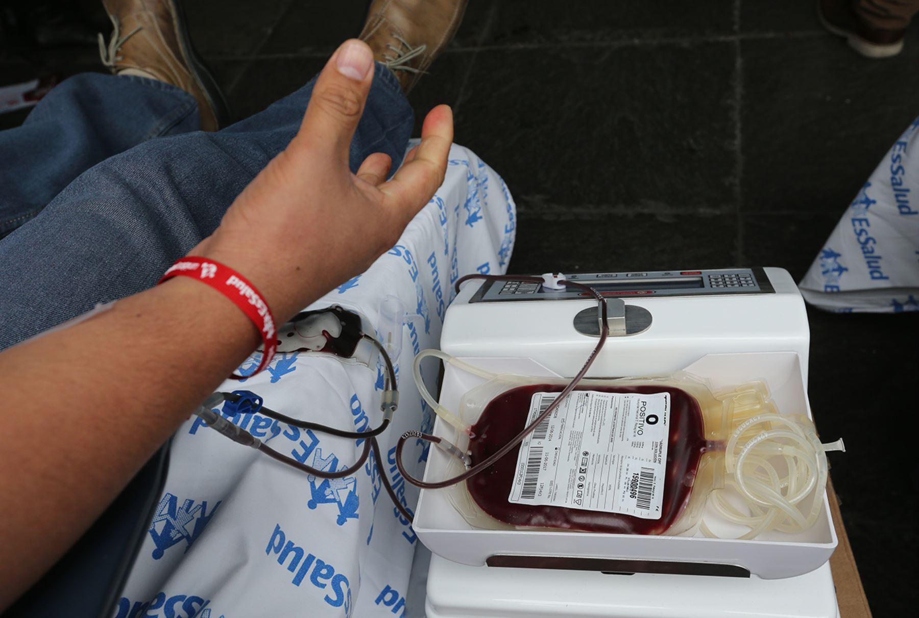 Perú: Escasez de sangre por la cuarentena