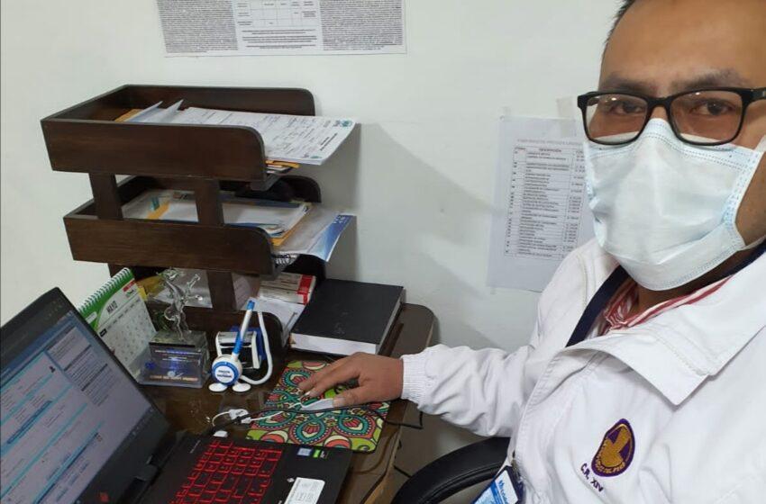 EsSalud Juliaca implementa el servicio de teleconsultas de Oftamología y Urología