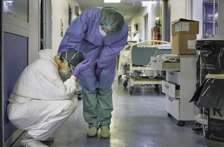 La salud mental del personal sanitario durante la pandemia