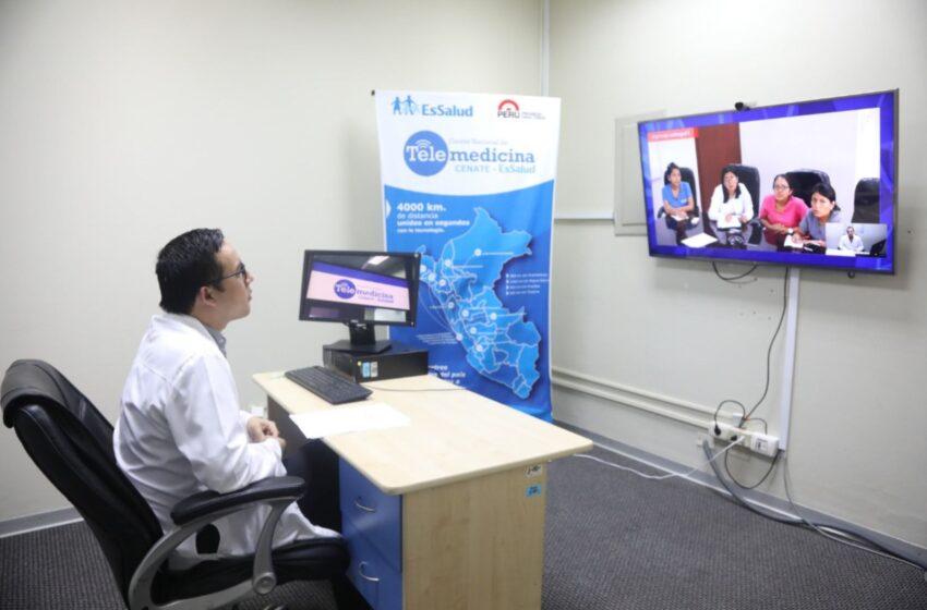Essalud y sus novedosos servicios de Telemedicina