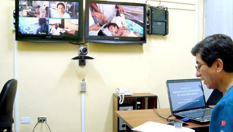 Región Ayacucho implementará la Telemedicina