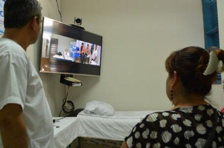 TELEMEDICINA EN LAS COMUNIDADES NATIVAS DEL PERÚ