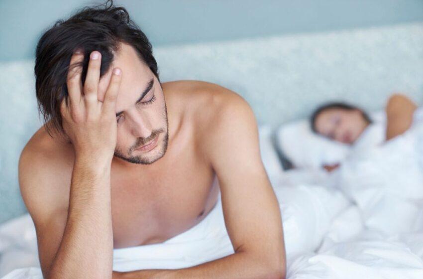 Inquietudes masculinas que impiden lograr una plenitud sexual