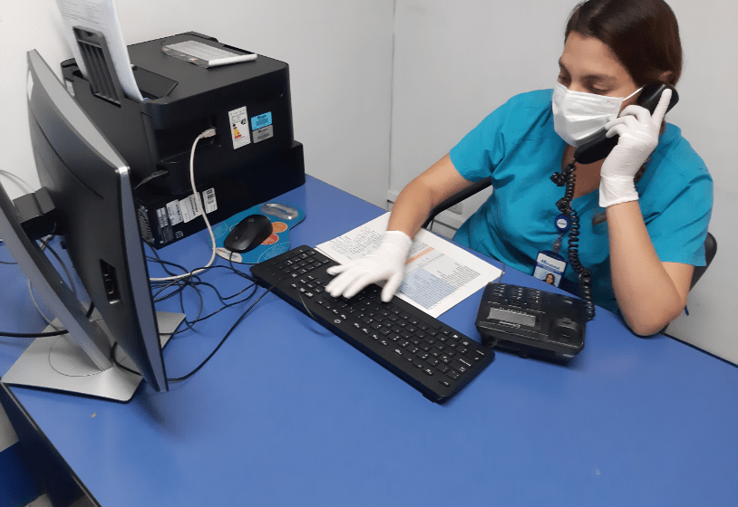 EsSalud Huaycán: Atiende a 680 pacientes crónicos mensualmente por teleconsulta