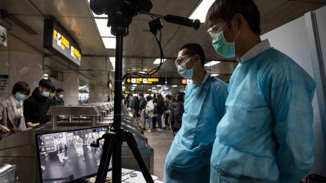 Coronavirus: Big Data y pruebas proactivas ayudan a Taiwán a minimizar los brotes