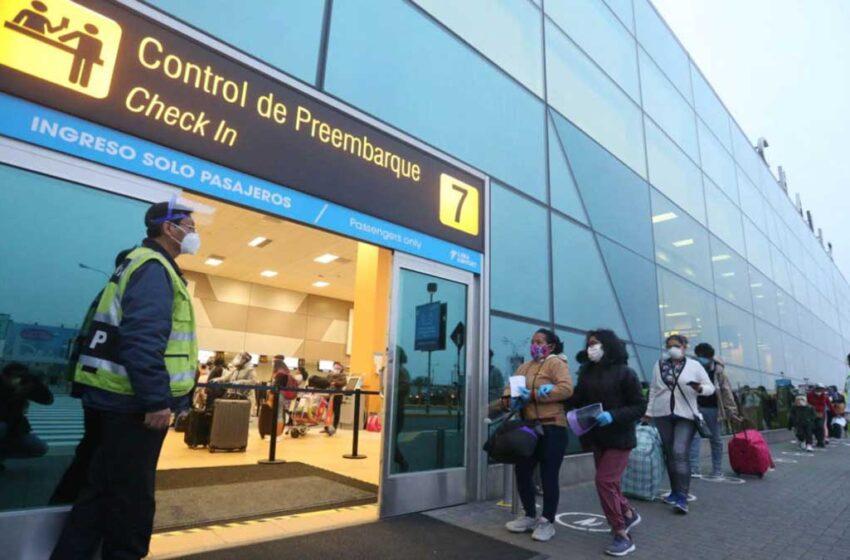 Los requisitos para poder realizar vuelos internacionales